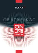 certyfikat online ready
