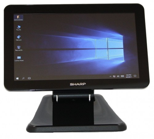 Terminal kasowy POS SHARP RZ-E402 WINDOWS 10